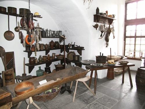 Markburg-Küche