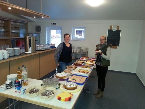 Flohmarkt-Kuchen