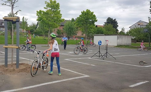 Fahrradprüfung 1