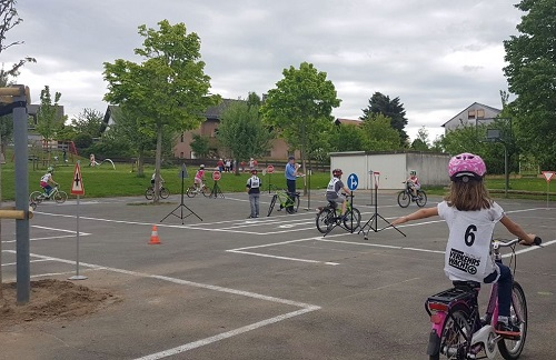Fahrradprüfung 3